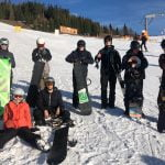 Foto's wintersportreis 2020 146