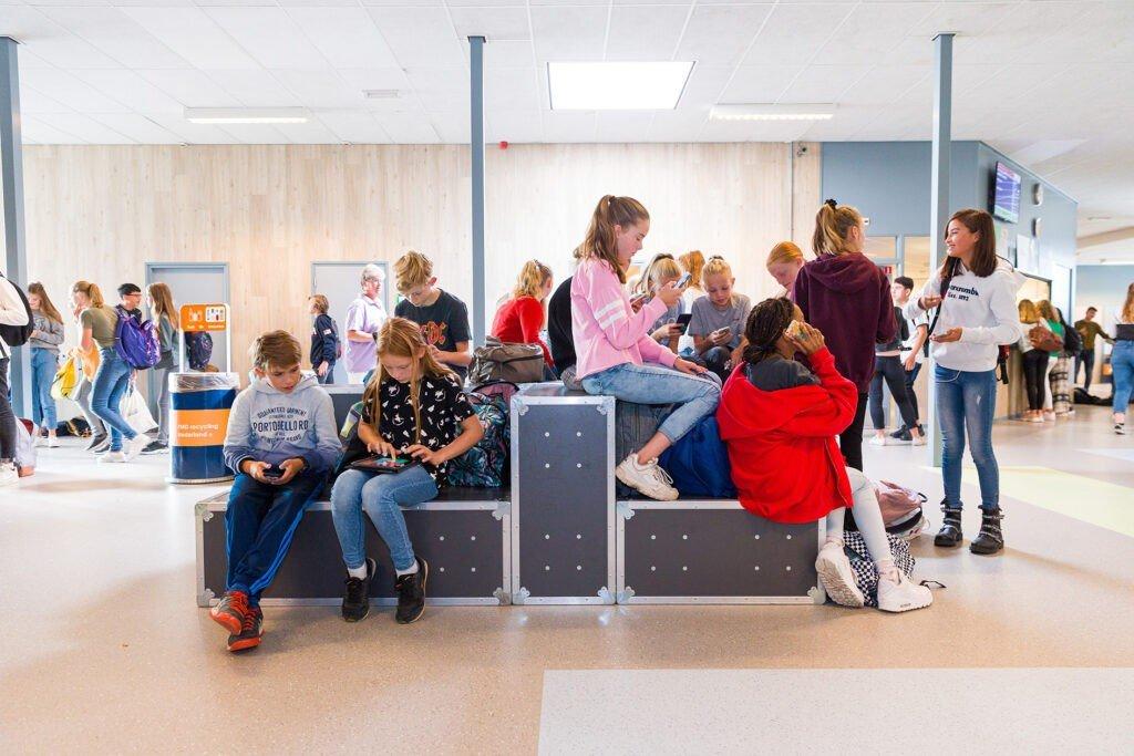 Drie VO-scholen Baarn/Soest elk in eigen tempo naar volledig open 6