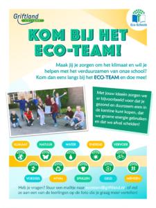 Kom bij het eco-team! 3
