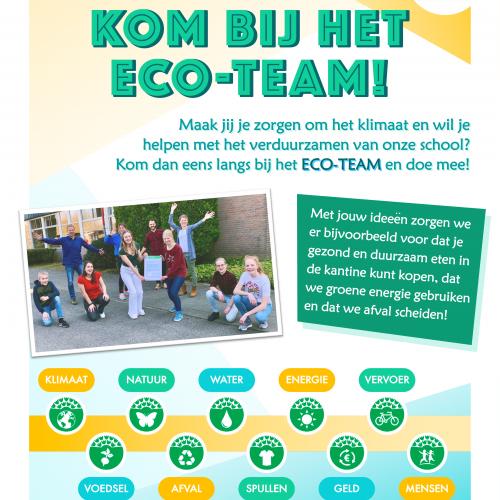 Eco-schools Poster